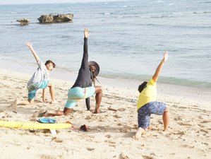 8 Day Thanksgiving Surf and Yoga Holiday on the Carribean Beach of Puerto Plata