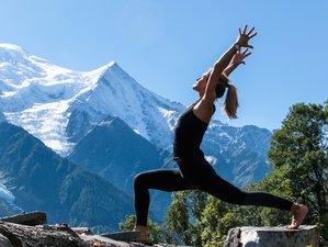 4 jours en séjour yoga et montagne du 6 au 9 décembre 2018 dans le Vaud, Suisse
