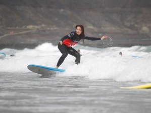 4 Days Basic Improver Surf Camp in Gran Canaria, Spain