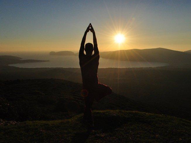 8 jours de retraite de yoga en Sardaigne, Italie