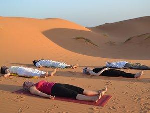 13-Daagse Sahara Yoga Vakantie in Marokko