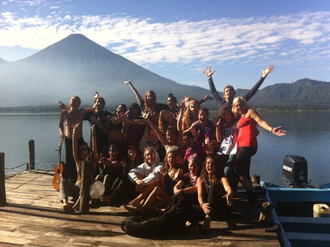 8 Days Shamanic Cleanse Yoga Retreat in Guatemala