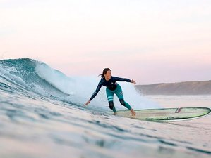 6 Days Revitalizing Surf and Yoga Retreat in Alentejo, Portugal