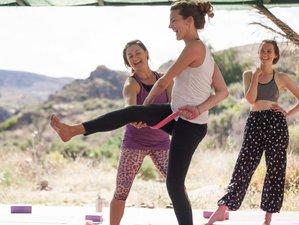 7 Day the Way of the Heart Hatha Yoga Retreat in Totana, Murcia