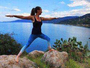 8 Tage Yoga Retreat mit Atemübungen, Meditation und Mantrasingen auf Sizilien