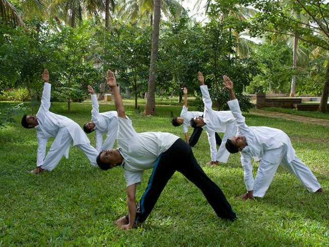 8 Days Luxury Relaxation, Cooking, and Yoga Retreat in Bangalore, India