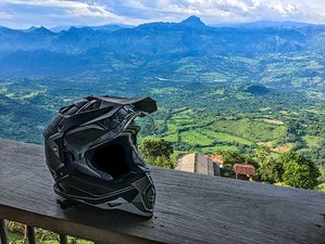 12 Day Guided Ultimate Coffee Region Motorcycle Tour in Columbia