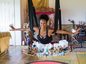 8 Days Sound Healing, Yoga, Aerial Yoga & Cleansing Retreat in Hawaii