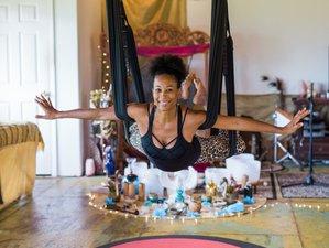 8 Tage Klangheilung, Yoga, Aerial Yoga und Reinigender Urlaub auf Hawaii
