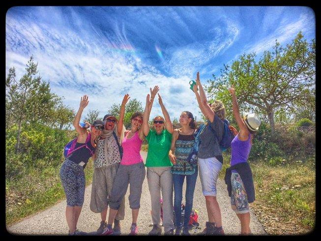 8-Daagse Krachtige Yoga Retraite in Ibiza, Spanje
