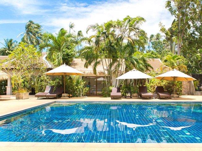 15 Tage Zen Fit Yoga Urlaub auf Koh Samui, Thailand
