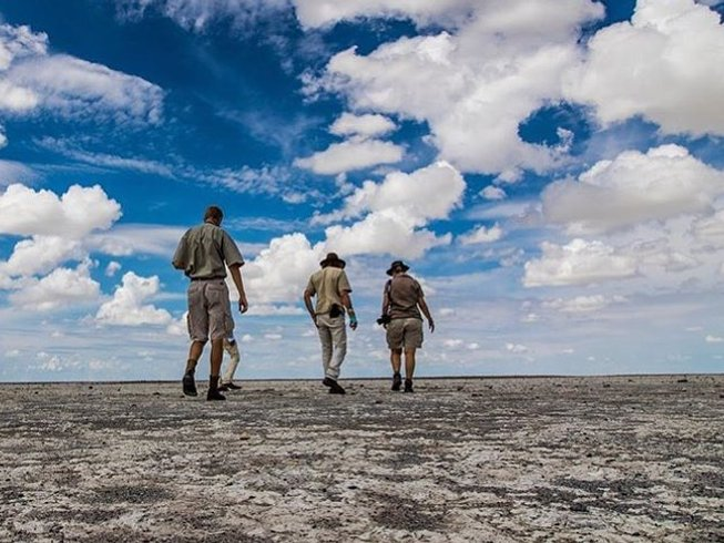 6 Days Horseback Safari in Botswana
