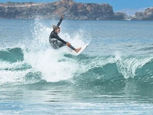 7 Days Surf Camp and Jivamukti Yoga Retreat in Peniche, Portugal