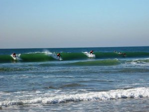 8 Days Wave Surf Camp in Carcavelos, Portugal