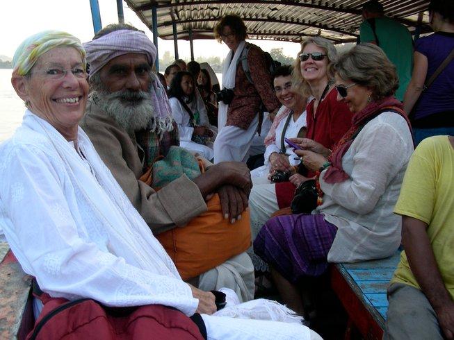 21 Tage Pilgerreise Yoga Urlaub in Indien
