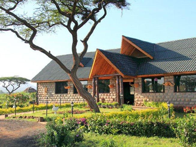 3 Days Kenya Safari to Taita Hills Wildlife Sanctuary & Amboseli National Park