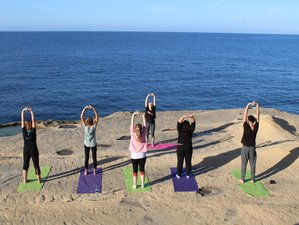 8 Day Relax and Revitalize Holiday with Pilates and Yoga in Cres Island, Adriatic Sea