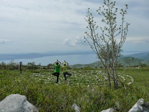 8-Daagse Yoga Retraite en Mindful Hiking in Kroatië