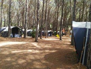 8 Tage Faszinierendes Windsurf Camp für Fortgeschrittene und Erfahrene auf Sardinien, Italien
