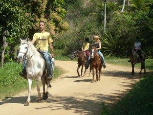 7 Day Amazing Horse Riding Holiday in Saquarema, Rio de Janeiro