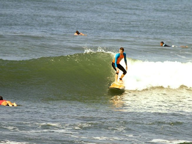 7 Days Kuta Surf Camp in Bali, Indonesia