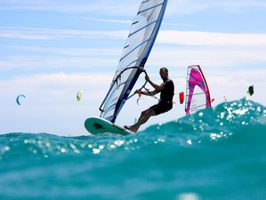 3 Day Refreshing Windsurfing Basic Course in Castiglione, Tuscany