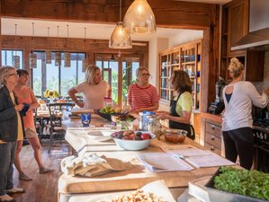 4 Day Plant-Based Organic Farm-to-Table Culinary and Yoga Holiday in Sedona, Arizona