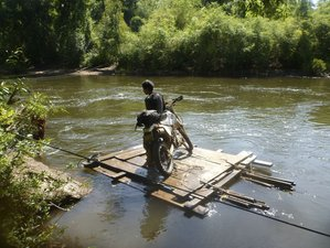 10 Days Trail Riding Cambodia Motorbike Tour