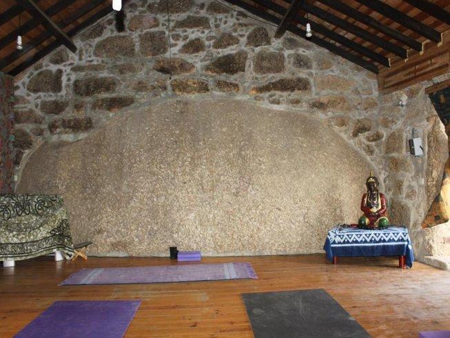 7 días económico retiro de yoga en Tabua, Portugal