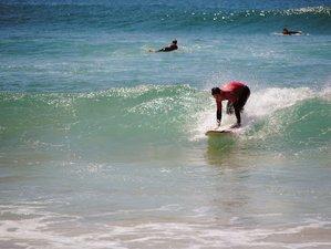 8 Days Guided Surf Camp in Praia da Luz, Algarve, Portugal