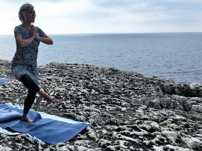 8-Daagse Beginner Yoga Retraite in Spanje