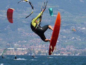 7 Days Boat Kite Lift in Malcesine, Verona, Italy