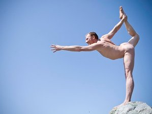 6 Days Nude Yoga and Intimacy Retreat For Men in Canada