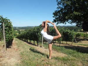 5 Days Inversions and Backbends Yoga Retreat in France