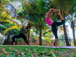 4 Day Private Yoga Escape in Pa Bong, Chiang Mai