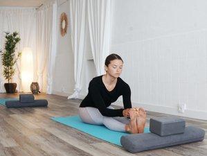 7 Days Yoga and Wellbeing Summer Getaway Retreat in Lisboa Region, Portugal
