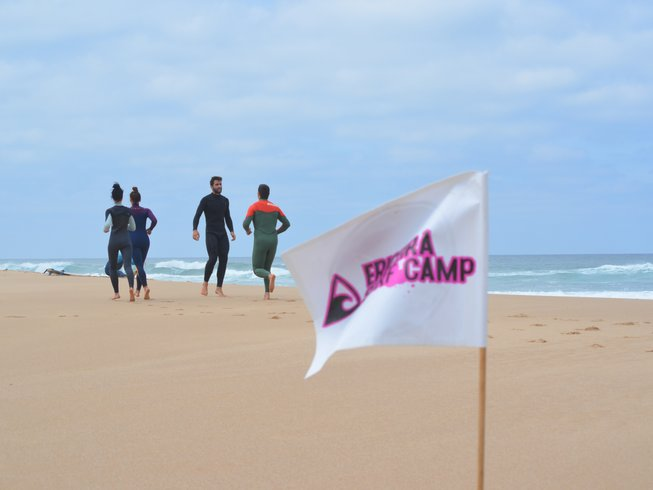 7 Days Surf Camp for Beginners in Ericeira, Portugal