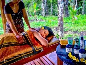 9 Day Deeply Nourishing Balinese Spa, Watukaru Yoga, Tai Chi &Hindu Culture Retreat in Tabanan, Bali