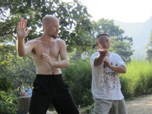 2 Years Shaolin Kung Fu Training in China Song mountain of Original Shaolin temple with Monks