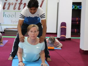 27 Day 200-Hours Multi Style Yoga Teacher Training Course in Rishikesh