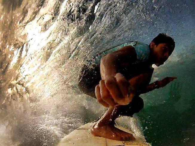 8 Days Surf Camp in Playa Hermosa, Costa Rica