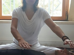 4 Days Reiki I Course and Yoga Retreat in Pescosolido, Italy