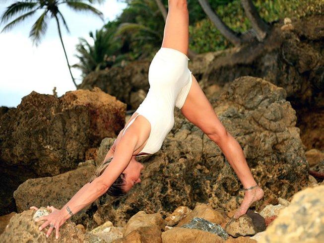 26 jours-200h de formation de professeur de yoga en immersion à Rincon, Puerto Rico