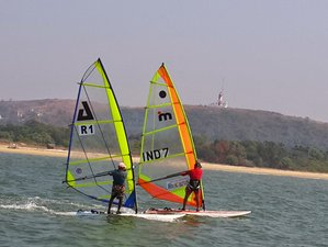4 Days Level 1 Windsurfing Camp in Goa, India