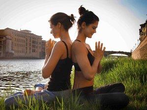 4 Days Ashtanga Yoga Retreat in Florence, Italy