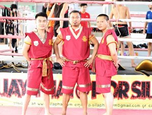 1 Week Muay Thai Training Camp in Chiang Mai