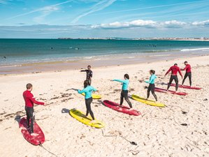 8 Day Surf Lessons for All Levels in Peniche