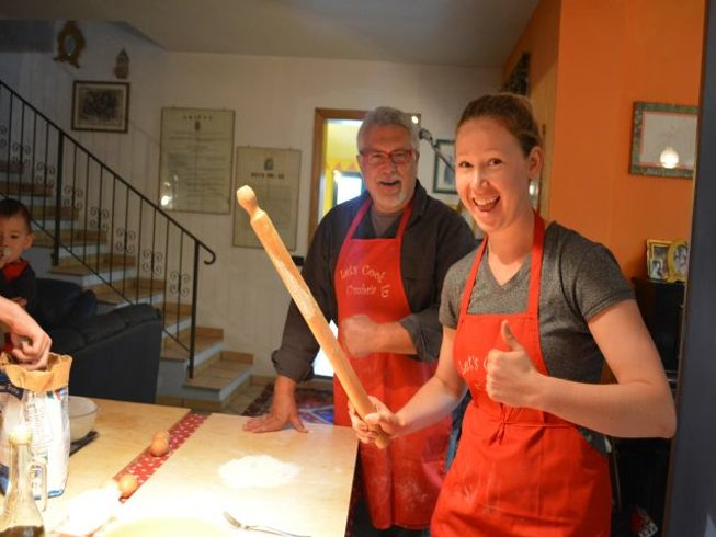 5 Days Palio of the Archers Cooking Vacations in Italy