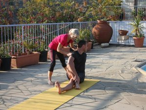 8 Days Weekly Yoga Retreat Cyprus
