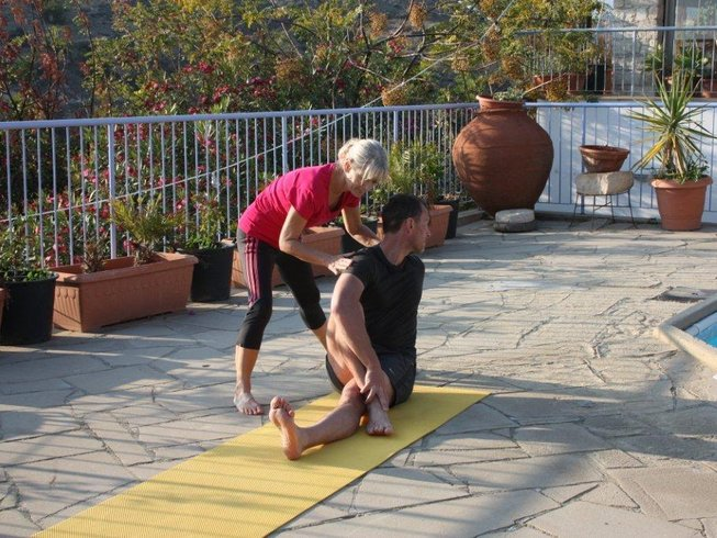 7 Days Sun Kissed Yoga Holidays in Cyprus